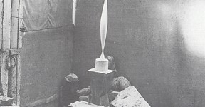 a bird in space [brancusi]
