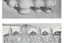 the projective cast: architecture and its three geometries [evans]