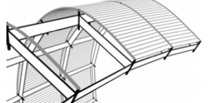 geometry of architectural freeform surfaces [evolute]