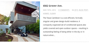 austin modern homes tour february 2nd 2013 (11AM - 6PM)
