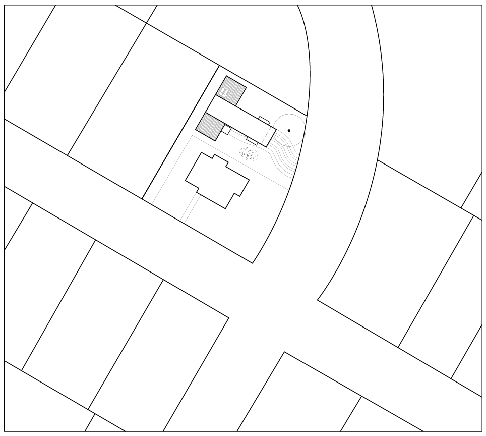 texas cantilever vector_site plan 948